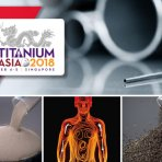Superior Tube at Titanium Asia showcasing Titanium Tubing range.