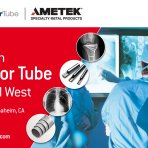 Superior Tube at MD&M West in Minneapolis 2017.