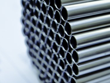 Nickel alloy tubing by Superior Tube for excellent corrosion resistance.