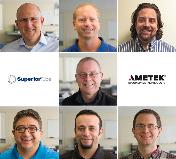 New appointments at Superior Tube to further strengthen operational excellence